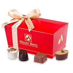 Ballotin Red no.3 Pralines. Belgijskie czekoladki