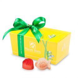Ballotin Yellow no.1 dla Praliny czekoladowe dla dziecka
