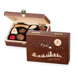 Słodki prezent na Święta Christmas Decor no. 4 Pralines