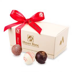 Ballotin Cream no.2 Pearls. Czekoladki belgijskie