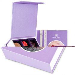 Finesse Lavender-White no.2 z Twoim zdjęciem