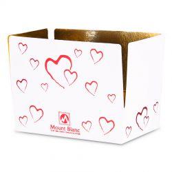 Mini Ballotin White no.3 dla zakochanych