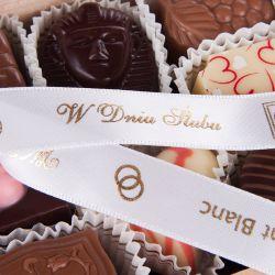 Upominek dla młodej pary Decor W Dniu Ślubu z Twoimi życzeniami
