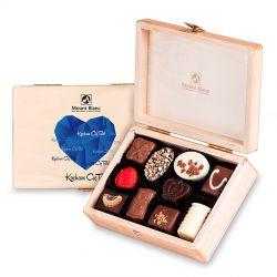 Decor Light Kocham Cię Tato, czekoladki dla taty