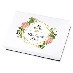 Bombonierka Premium White Mini. Pomysł na prezent rocznica ślubu.