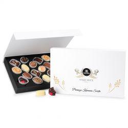 Bombonierka Exquisite Box, czekoladki na komunię