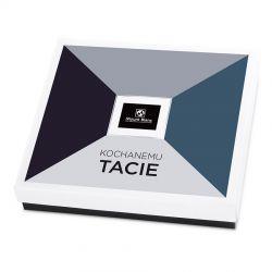 Bombonierka Premium White Kochanemu Tacie, super prezent dla taty