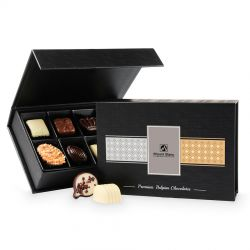 Bombonierka Chocolate Box Black Mini
