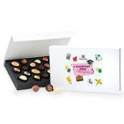 Czekoladki dla nauczyciela Chocolate Box White