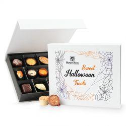 Czekoladki Chocolate Box Medium na Halloween