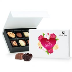 Praliny dla Babci Chocolate Box White Mini