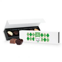 Bombonierka Chocolate Box Long Mini na Dzień Dziadka