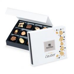 Czekoladki świąteczne Easter Chocolate Box White Medium