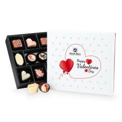 Bombonierka Premium White Happy Valentines Day