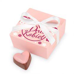 Czekoladki na Dzień Kobiet Mini Ballotin Pink no.2