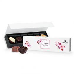 Czekoladki dla mamy Chocolate Box Long Mini Najlepsza Mama na świecie