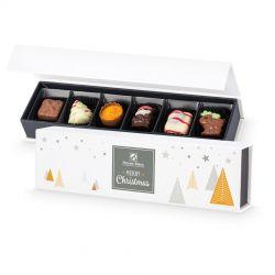 Czekoladki na Boże Narodzenie Chocolate Box Long