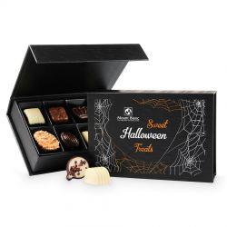 Czekoladki na Halloween Chocolate Box Black Mini