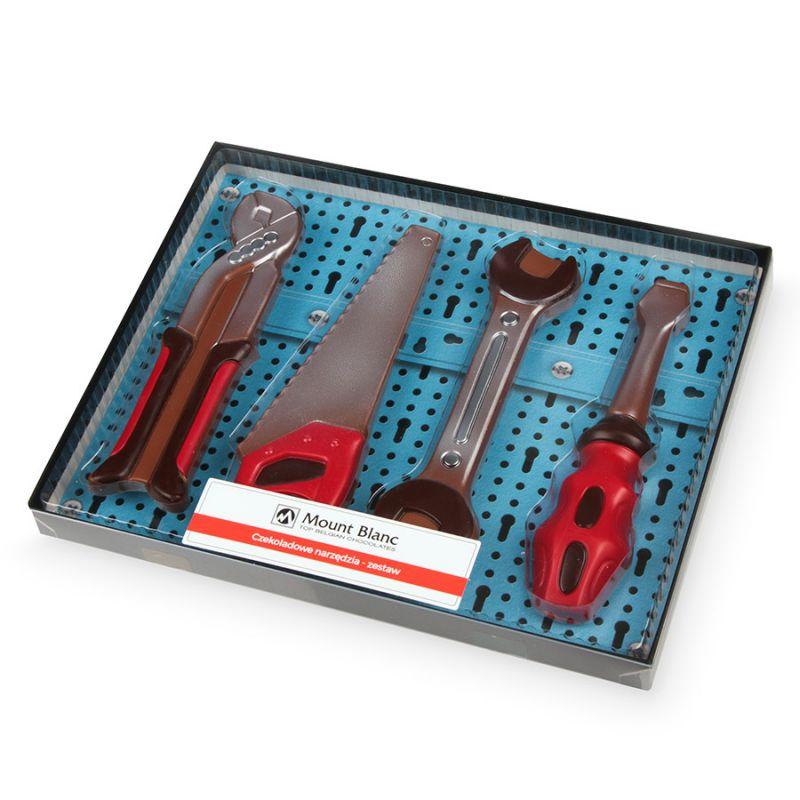 Czekoladowe narzędzia - zestaw