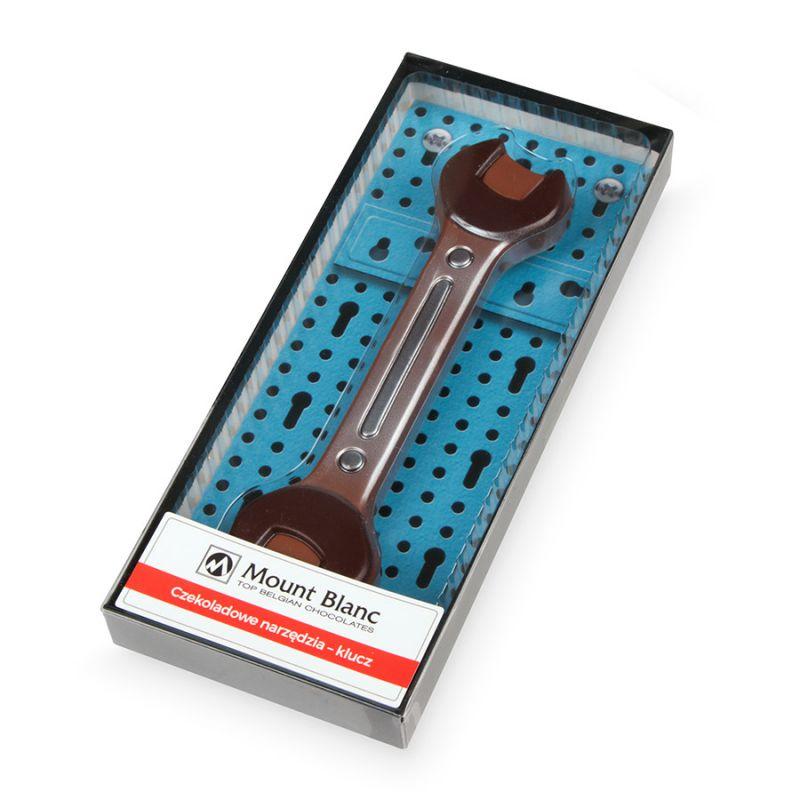 Czekoladowe narzędzia – klucz płaski