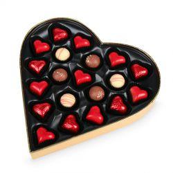 Czekoladki dla zakochanych Sweet Heart White Maxi