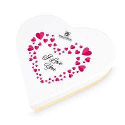 Czekoladki serduszka Sweet Heart White Mini I love you