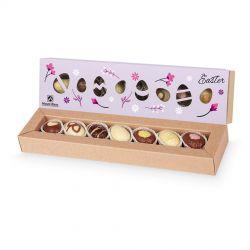 Prezent na Wielkanoc Elegance Spring Lavender Maxi