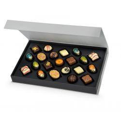 Czekoladki Chocolate Box Silver