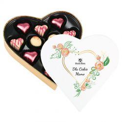 Czekoladki Sweet Heart White Mini Dla Ciebie Mamo