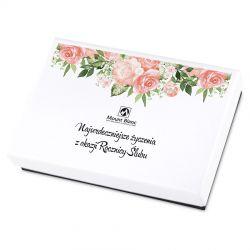 Czekoladki Premium White Mini z okazji Rocznicy Ślubu