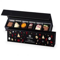 Czekoladowy upominek na Święta Chocolate Box Long Black