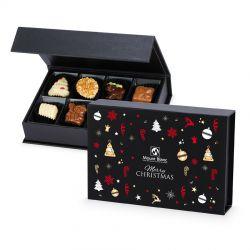 Praliny na Boże Narodzienie Chocolate Box Mini Black