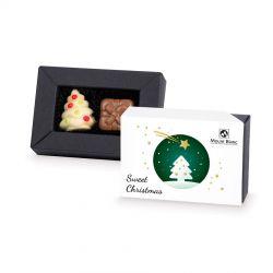 Christmas Delights White no.1, czekoladki pod Choinkę