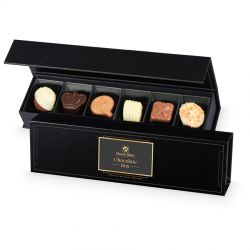 Czekoladowy upominek Chocolate Box Long Black