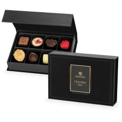 Praliny Chocolate Box Mini Black