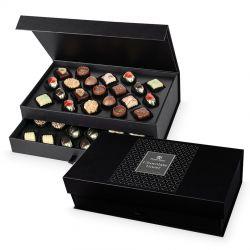 Czekoladowy upominek Chocolate Tower Black