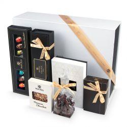 Gift Box no.2, czekoladowe słodkości