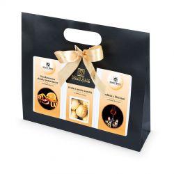 Gift Bag Black no.3, słodkości na każdą okazję