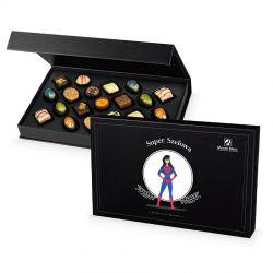 Praliny Chocolate Box Black Super Szefowa