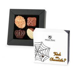Praliny na Halloween Delights Mini no.2 Spider's Web