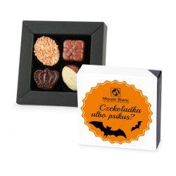 Zestaw czekoladek na Halloween Delights Mini no.2 black bats