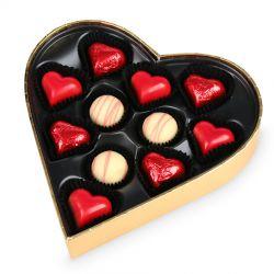 Bombonierka w kształcie serca Sweet Heart Mini Moją Miłością jesteś Ty