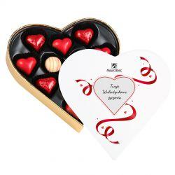 Serce na walentynki Sweet Heart Mini z Twoimi życzeniami