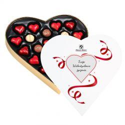 Prezent na walentynki Sweet Heart Maxi z Twoimi życzeniami