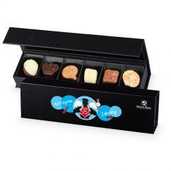 Czekoladki Chocolate Box Long Black Mężczyzna idealny