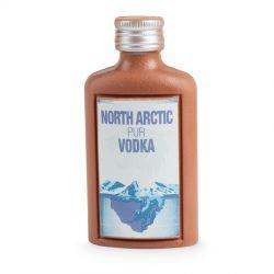 Czekoladowa butelka wódki North Artic