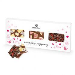 Chocolate Bar Box, zestaw czekoladowych tafli dla mamy