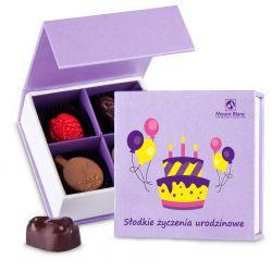 Finesse Lavender no.1 Słodkie życzenia urodzinowe
