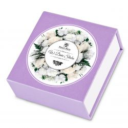 Bombonierka Finesse Lavender no.1 W Dniu Ślubu. Słodycze na wesele