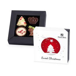 Czekoladowy upominek na Boże Narodzenie Christmas Delights no.2